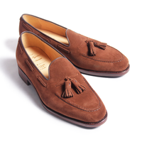 CH7003FS-13 / Tan Suede   42ND ROYAL HIGHLAND Navy Collection