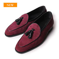 CS9112S-21 / Bordeaux Suede | 42ND ROYAL HIGHLAND transfer