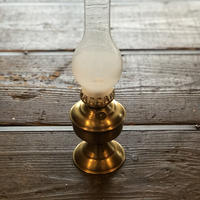 縦型真鍮ランプ M