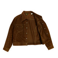 "USED ""70'S LEE"" WESTERN JKT"
