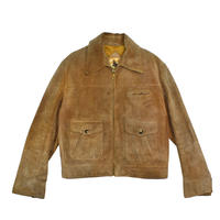 USED SUEDE JACKET