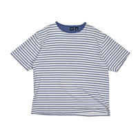 "USED ""GAP"" BORDER T-SHIRTS"