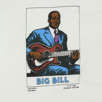 "USED ""R.CRUMB / BIG BILL LAST GASP COMIC BOOK PROMOTION"" T-shirts"