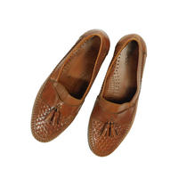 "USED ""G.H.BASS"" DESIGN TASSEL LOAFER"
