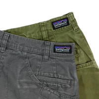 "USED ""PATAGONIA"" ORGANIC COTTON SHORTS"
