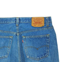 "USED ""LEVI'S"" 501 USA MADE"