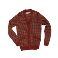 "USED ""PLECTRUM BY BEN SHERMAN"" CARDIGAN"