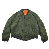 "USED ""USAF / ALPHA"" MA-1 FLIGH JACKET"