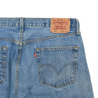 "USED ""Levi's 501"" DENIM"