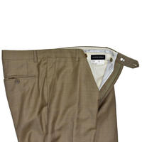 "USED ""LUXURY SERGE"" SUMMER WOOL SLACKS"