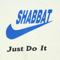 USED SHABBAT TEE