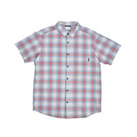 "USED ""COLUMBIA"" COTTON PLAID SHIRT"
