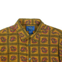 "USED ""CAMBRIDGE CLASSICS"" PATTERN SHIRTS"