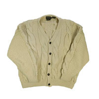 "USED ""TIMBERLAND WEATHER GEAR"" WOOL HAND KNIT"
