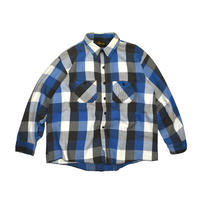 "USED ""DEE CEE"" HEAVY FLANNEL CHECK SHIRTS"
