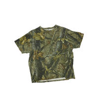 "USED ""OUTFITTERS RIDGE"" REAL TREE CAMO T-shirt"