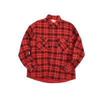 """USED """"70'S FIELD MASTER"""" QUILT LINING FLANNEL L/S"""