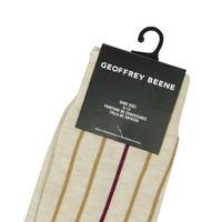 """""""GEOFFREY BEENE"""" STRIPE SOX"""