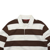 "USED ""PURE STUFF"" BORDER RUGBY SHIRTS"