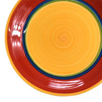 """USED """"ROYAL NORFOLK"""" POTTERY PLATE"""