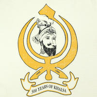 "USED ""300YEARS OF KHALSA"" T-shirts"