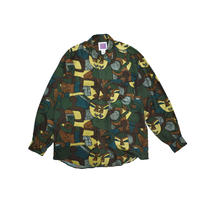 "USED ""90'S ONE800"" SILK SHIRTS"