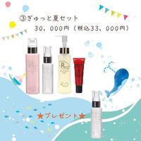 ぎゅっと夏セット(6,000円分プレゼント!)