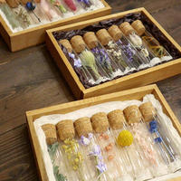 フラワーミニボトル gift box(7本入り)