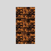 BLKFOX × Hoorag 03 / ORANGE