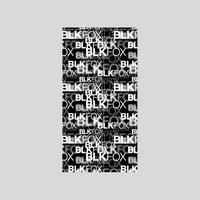 BLKFOX × Hoorag 03 / WHITE