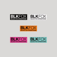 BLKFOX PVC PATCH-01