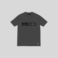 2nd Anniversary Reflector Luminous  T-Shirt  / DARK GRAY