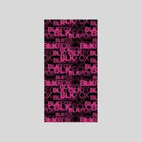 BLKFOX × Hoorag - 03 / PINK