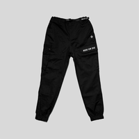 BLKFOX CARGO PANTS - 01 / RIDE OR DIE