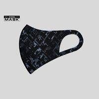 3D+COOL GDS MASK 03(マスク2枚入)