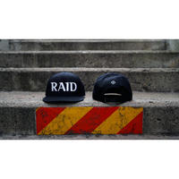 RAID JAPAN OFFICIAL FLATBILL CAP (RAID)
