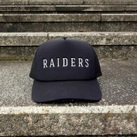 RAIDERS TRUCKERCAP