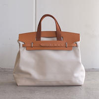 《SS20新作プレオーダー》CaBas N°48 1 day tripper (White/Amber)