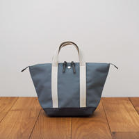 CaBas N°56 Bowlerbag standard mini [Blue gray / gray]