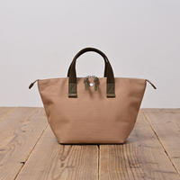 CaBas N°33 Bowler bag small ( Brown/Khaki)