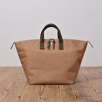 CaBas N°32-Limonta  Bowler bag medium (Brown/Khaki)