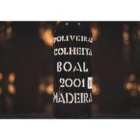 ドリヴェイラ マデイラ ブアル 2001 (中甘口)