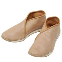7CCR (セブンシーシーアール) 7170 Cross Top Hand Made Shoes NATURAL CALF