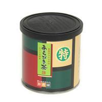 あらびき茶 缶タイプ 60g