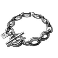 """on the sunny side of the street """"Oval Chain Bracelet"""""""