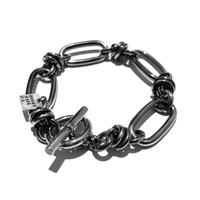 """on the sunny side of the street """"Large Swing Chain Bracelet"""""""