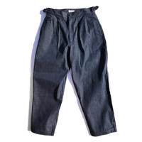 "STABILIZER GNZ ""lot.0-39V pleated trousers"""
