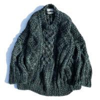 """amachi. """"Silk Aran Knit"""""""