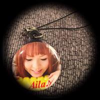 携帯ストラップ 32mm Aila 500円