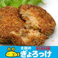 太田のぎょろっけ 生冷凍 60g×10個入 大分県 太田商店 お魚コロッケ